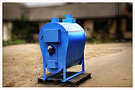 Теплогенератори БілЕко ТГ - 500 економні газогенераторні(піролізні) на дровах, фото 1