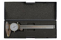Штангенциркуль с часовым механизмом 150мм/0,02 ARTPOL