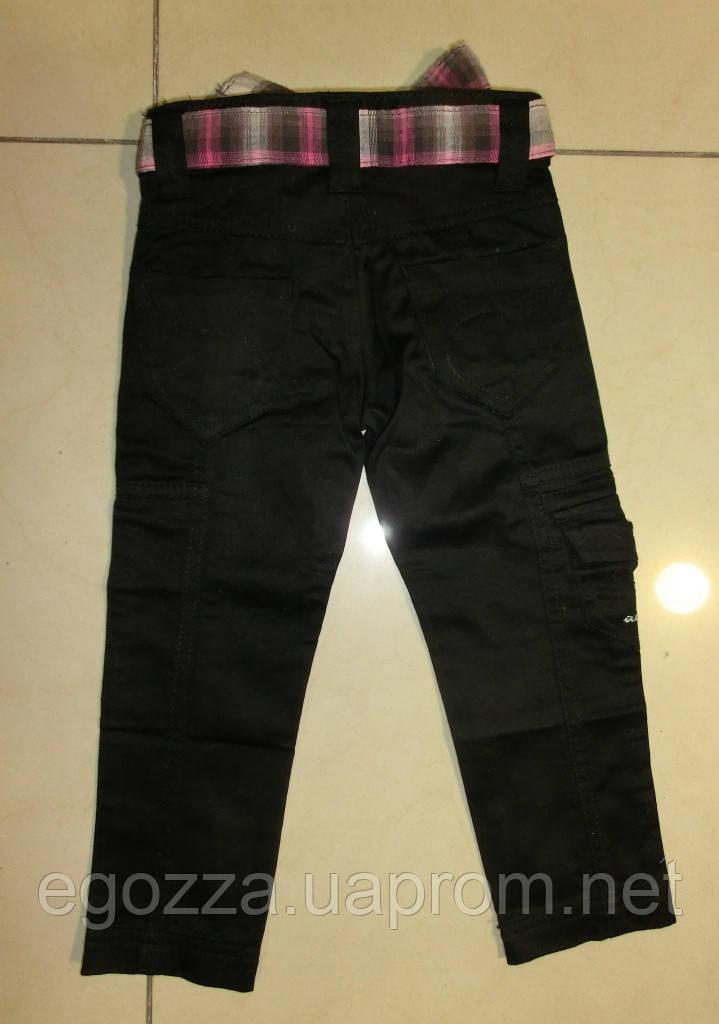 Черные брюки для девочек доставка
