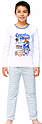 """Детская пижама для мальчика """"Excavator"""" (Sevim, Турция), фото 8"""