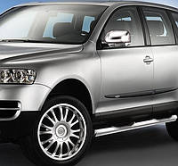 Хром зеркал VW Touareg 2002-2007