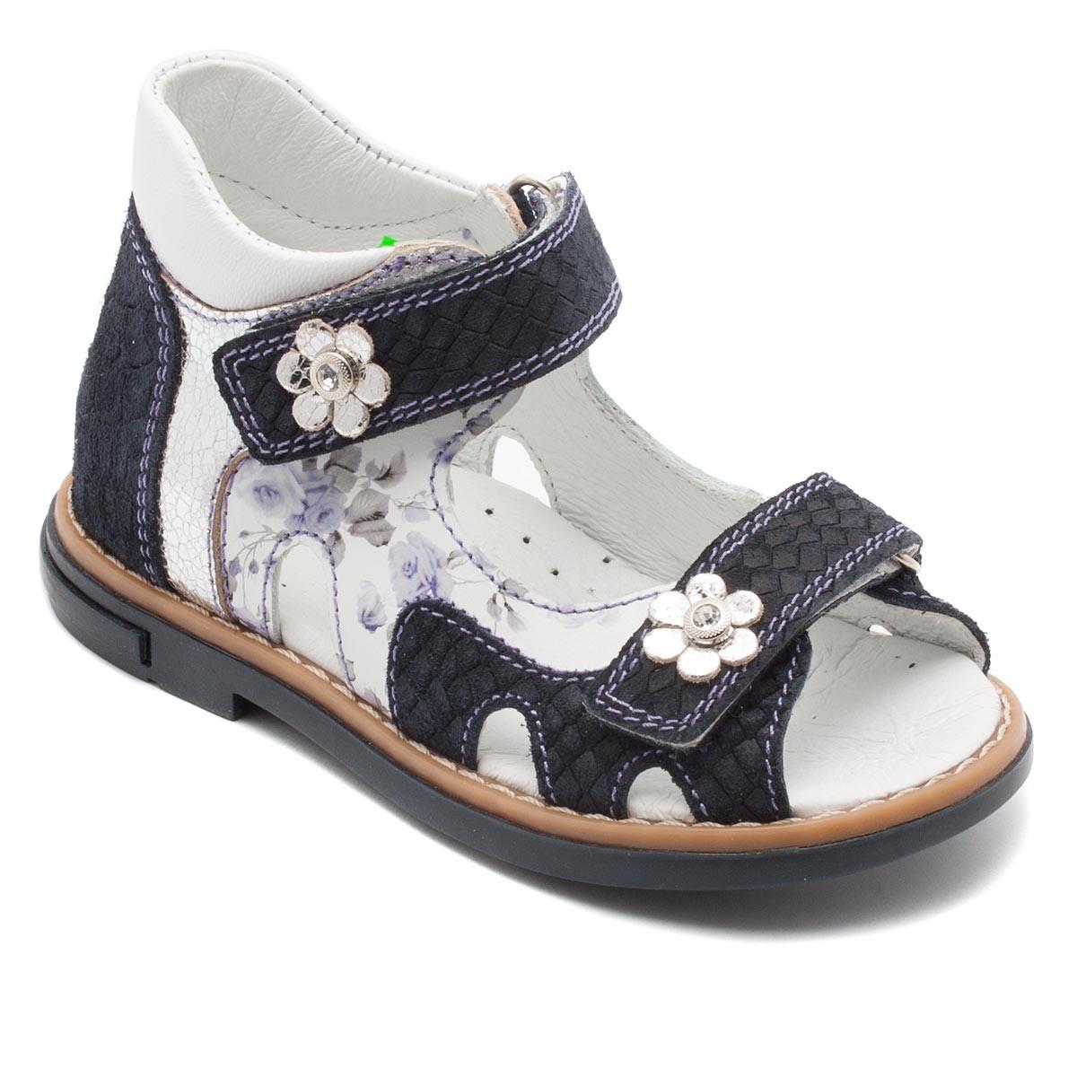 74eac8425 Летние ортопедические босоножки FS Сollection для девочки, размер 20-28 -  Детская обувь ORTOPEDIC