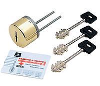 Пиновая  накладка для перекодируємых  сувальдных замков NEW CAMBIO FACILE  CISA 1-02716-61-1-18