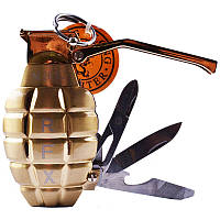 Зажигалка газовая Граната №4461-3, зажигалки, сувенирные подарки, зажигалка граната, оригинальные зажигалки