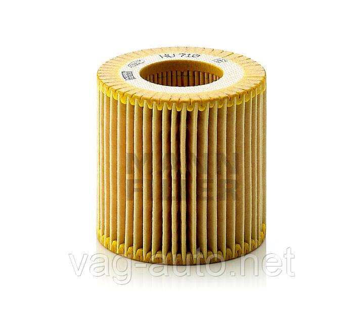 Фільтр масляний Skoda Fabia 6Y - 1.2 л