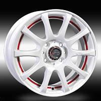 Литые диски Sportmax Racing SR355 W6.5 R15 PCD5x114.3 ET38 DIA67.1 MBLP