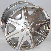 Литые диски Sportmax Racing SR819 W7.5 R16 PCD5x114.3 ET37 DIA67.1 chrome