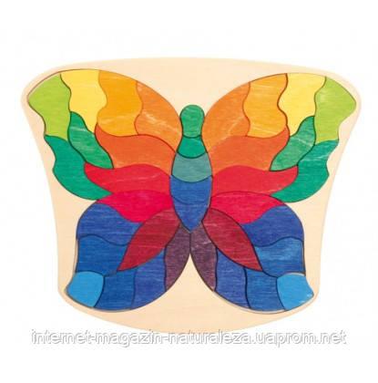 Мозаїка об'ємна ТМ Grimms Метелик міні, фото 2