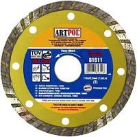 Алмазный диск 180 x 25,4/22,2 мм turbo /ар