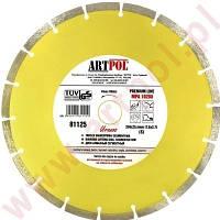 Алмазный диск 230 x 22,2 мм сегментный /ар
