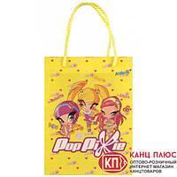 """Kite Пакет подарочный """"Pop Pixie"""" (пластиковый) арт. PP14-204K"""