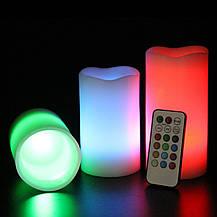 Светодиодные LED свечи Luma Candles с пультом.., фото 2