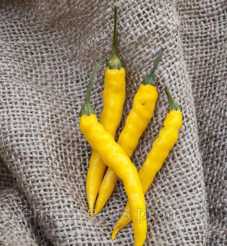 Перец Сладкий Сигаретный желтый семена