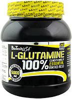 100% L-Glutamine BioTech, 240 грамм