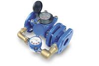 Комбинированный счетчик воды PoWoGaZ MWN/JS-S DN100/20