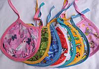 Слюнявчик, трикотаж, Украина/ купить детский слюнявчик оптом со склада