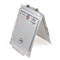 Литий полимерный аккумулятор OSN LiPo 3.7V 8Ah банка