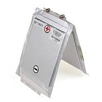 Літій-полімерний акумулятор OSN LiPo 3.7 V 8Ah банку