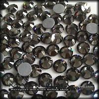 Стразы стекло, ss5, Black Diamand 50 шт, аналог Swarovski