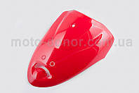 Пластик на скутер VIPER (Zongshen) WIND   передний (клюв)   (красный)   , фото 1