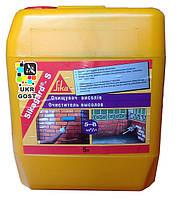 SikaGard-S средство для снятия высолов и очистки минеральных оснований 5 л