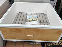 Инкубатор бытовой Курочка Ряба на 60 яиц с автоматическим переворотом и цифровым терморегулятором
