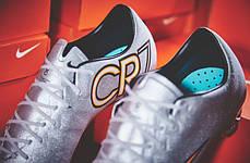 Бутсы Nike Mercurial Vapor X CR FG 684860-003, Найк Меркуриал (Оригинал), фото 3