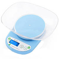 Весы кухонные электронные QZ-161 до 5 кг