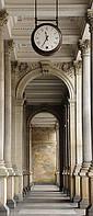 Фотообои на дверь Пассаж  86*200 Код 552