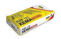 Клей для плитки универсальный, эластичный KEMAbond 131 Flex (Украина)
