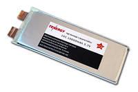 Литий полимерный аккумулятор Li-Pol 3.7V 10Ah банка