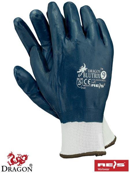 Захисні рукавички BLUTRIX N