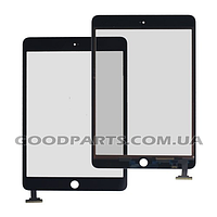 Сенсорный экран (тачскрин) для iPad Mini черный high copy