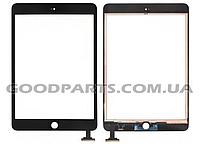 Сенсорный экран (тачскрин) для iPad Mini черный (Оригинал)