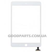 Сенсорный экран (тачскрин) для iPad Mini белый high copy