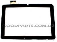 Сенсорный экран (тачскрин) к планшету Acer Iconia Tab A510, A511, A700, A701 черный (Оригинал)