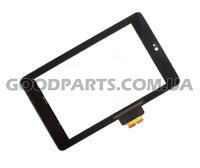 Сенсорный экран (тачскрин) к планшету Asus Nexus 7 google ME370 Rev3 черный (Оригинал)