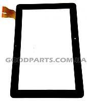 Сенсорный экран (тачскрин) к планшету Asus Transformer Book T100 черный (Оригинал)