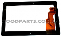 Сенсорный экран (тачскрин) к планшету Asus VivoTab TF600 черный (Оригинал)