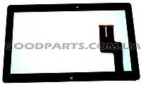 Сенсорный экран (тачскрин) к планшету Asus VivoTab TF810 черный (Оригинал)