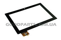 Сенсорный экран (тачскрин) к планшету Lenovo IdeaPad S6000 черный (Оригинал)