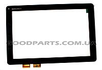 Сенсорный экран (тачскрин) к планшету Motorola MZ616 XOOM2 черный (Оригинал)