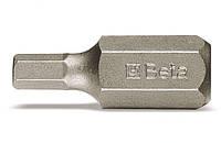 Наконечник шестигранный с цилиндрической головкой для шуруповёрта 10x30мм 10 мм BETA