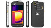 Противоударная защитная пленка на экран для Caterpillar Cat S60