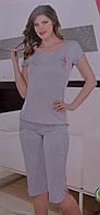 Пижама (Футболка, капри) NEBULA 604