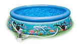 Надувной бассейн Intex 54906 Eаsу Set Colors (366x76), фото 2