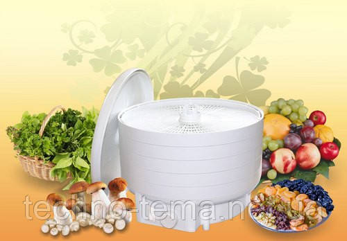 Электросушилка для овощей и фруктов Беломо