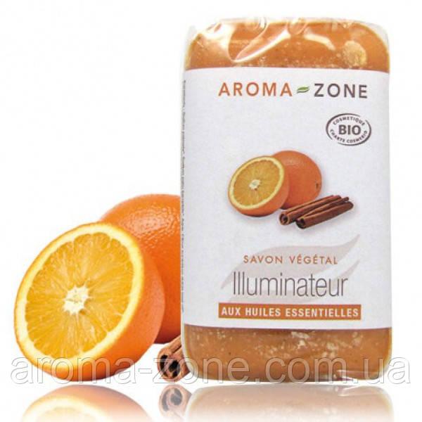 """Растительное мыло """"Апельсин и корица"""" BIO ,100г"""