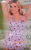 Пижама (Майка, шорты) PINK