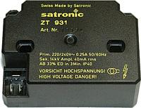 Honeywell Satronic